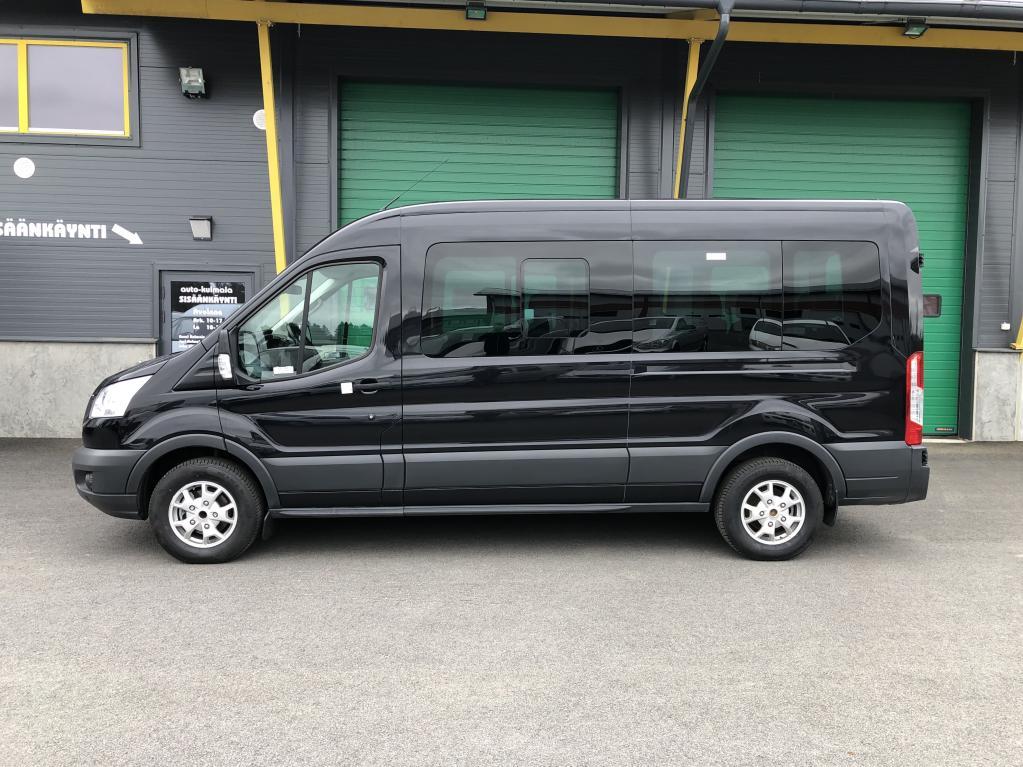 Ford Transit 2.2 TDCI155HV1+14HLÖ:NLINJA-AUTO