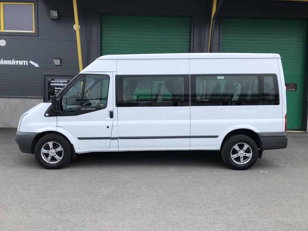 Ford Transit 2.4TDCI140HV1+13HLÖ:NLINJA-AUTO