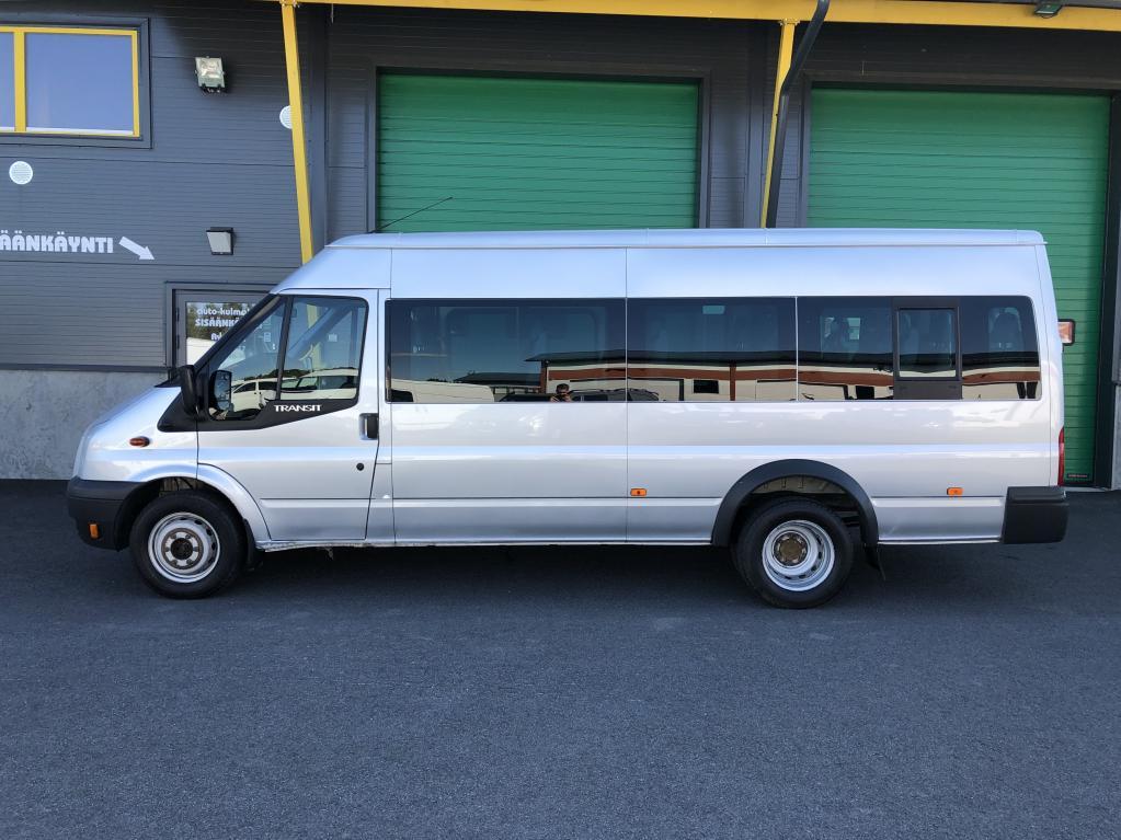 Ford Transit 2.2TDCI1+16HLÖ:NLINJA-AUTO
