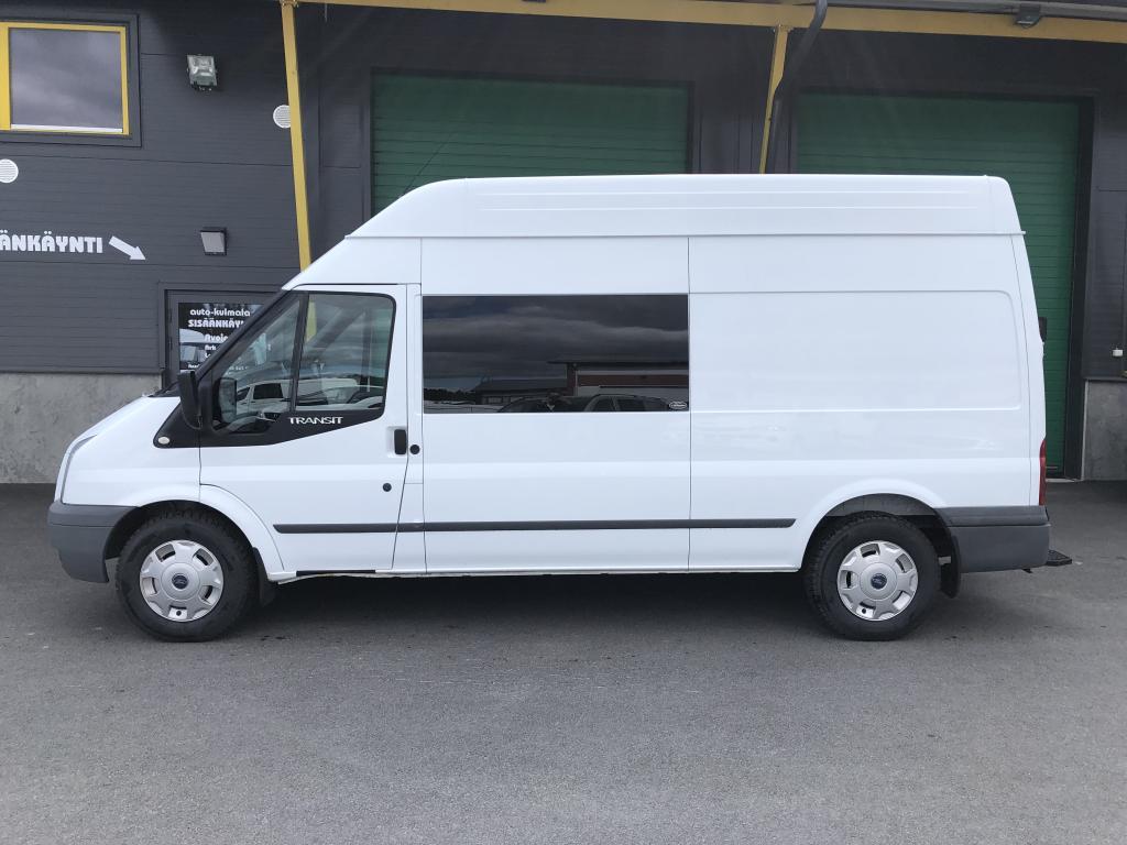 Ford Transit 2.4 TDCI5HLÖ:NRETKEILYAUTO