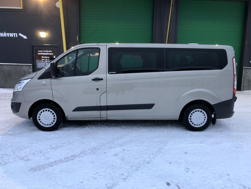 Ford Transit Custom 2.2 TDCi PITKÄ9 HLÖ:N CARSPORT GL VIP TILA-AUTO