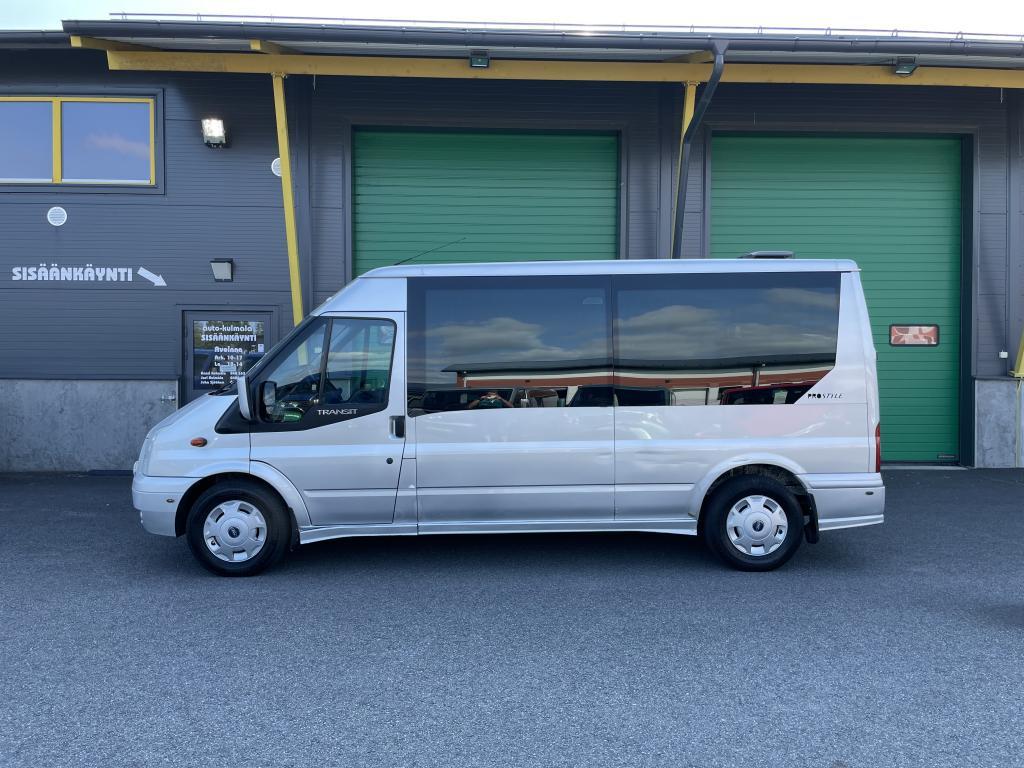 Ford Transit 2.2TDCI1+13HLÖ:NLINJA-AUTO