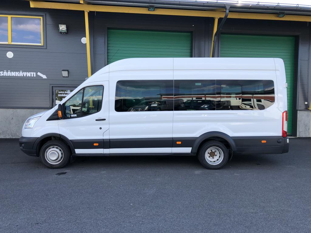 Ford Transit 2.2 TDCI 155 HV 1+16 HLÖ:N LINJA-AUTO