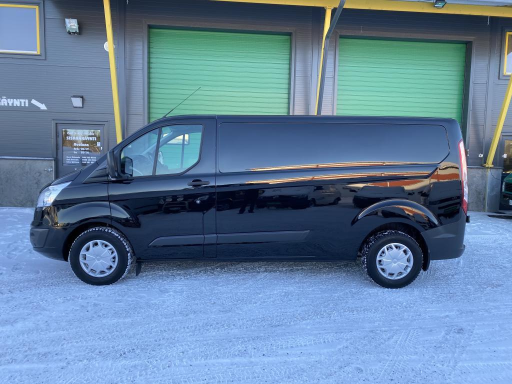 Ford Transit Custom 2.0TDCI130HVPITKÄPAKETTIAUTO