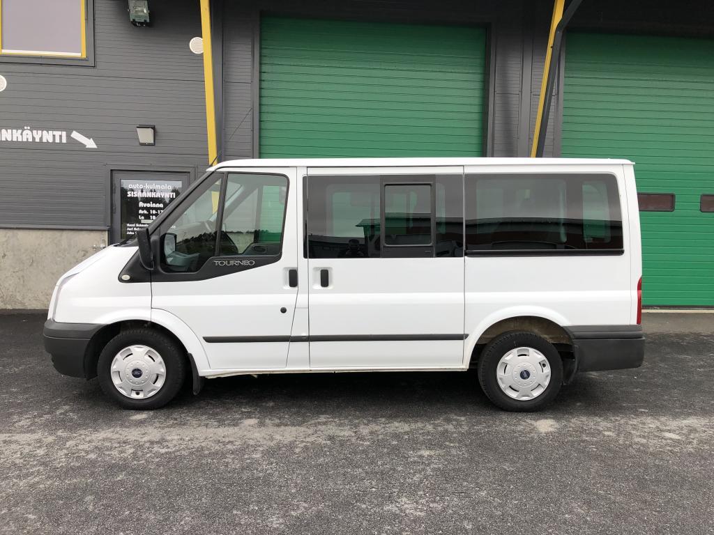 Ford Transit 2.2TDCI9HLÖ:NTILA-AUTO