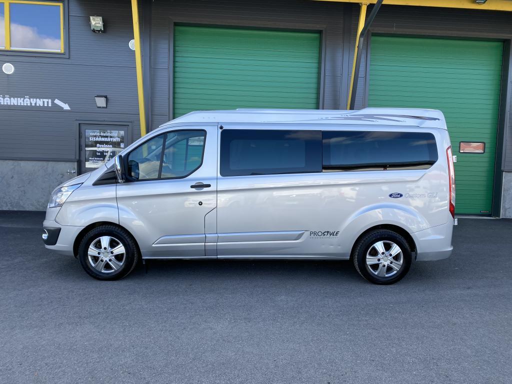 Ford Transit Custom 2.2 TDCI 9 HLÖ:N PROSTYLE TILA-AUTO