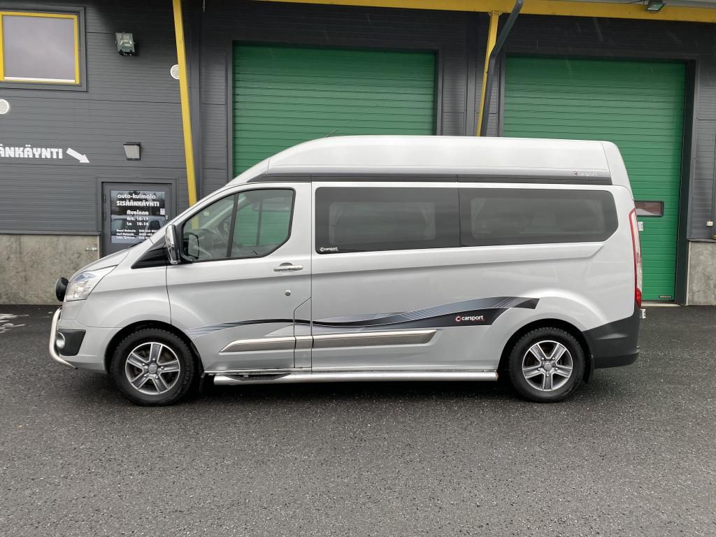 Ford Transit Custom 2.2TDCI155HV9 HLÖ:NCARSPORTTILA-AUTO