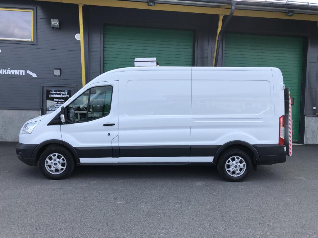 Ford Transit 2.2 TDCI 155 HV KYLMÄ-AUTO PERÄLAUTANOSTIMELLA