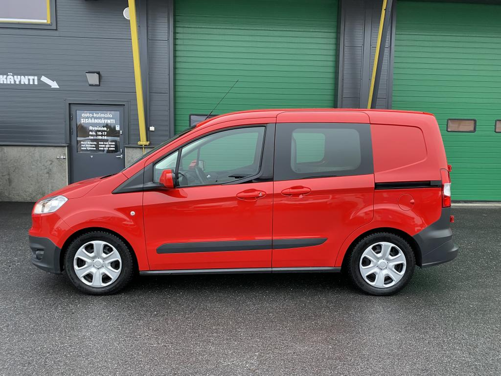 Ford Transit Courier 1.5TDCIPAKETTIAUTO