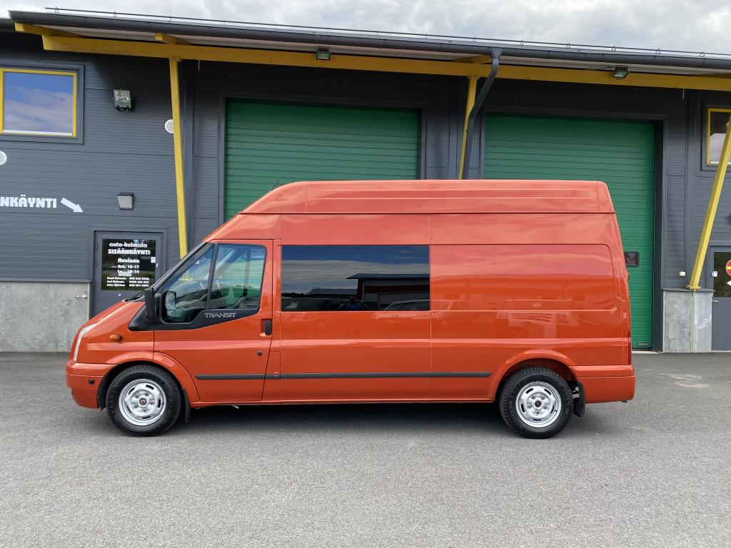 Ford Transit 2.2TDCI140HV6HLÖ:N