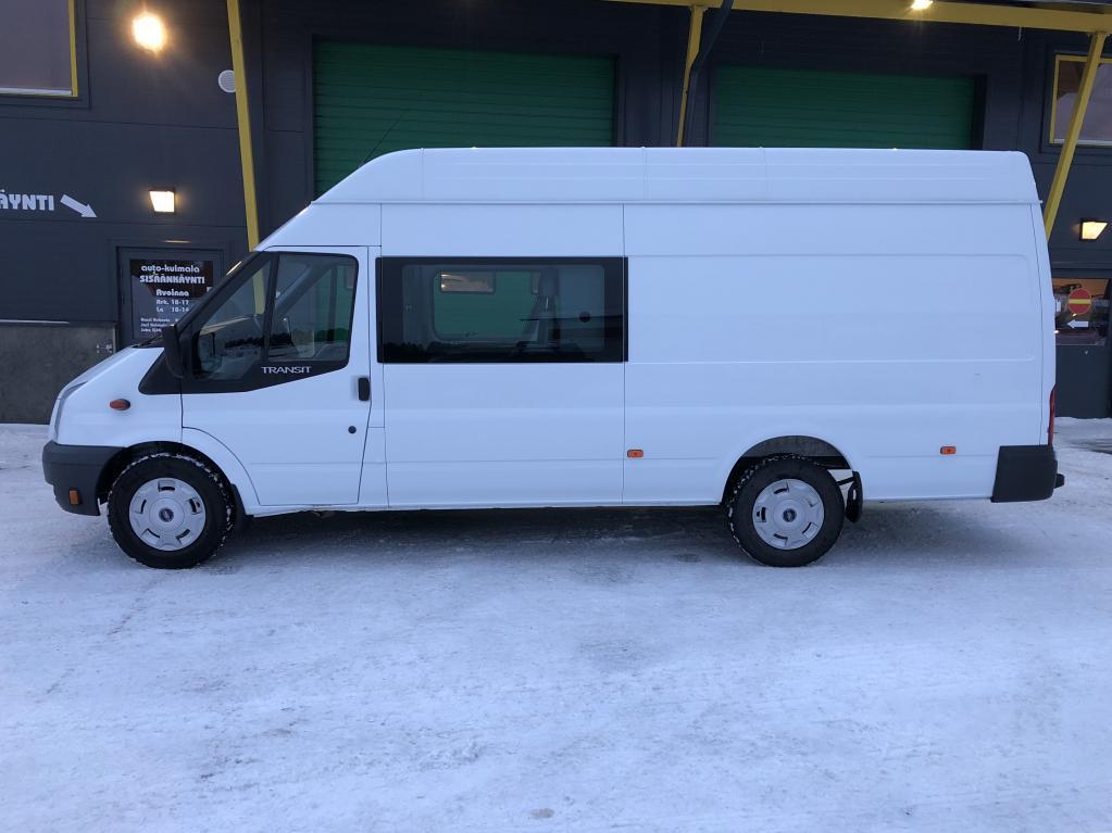 Ford Transit 2.2TDCI155HV3+3HLÖ:NKUORMA-AUTO