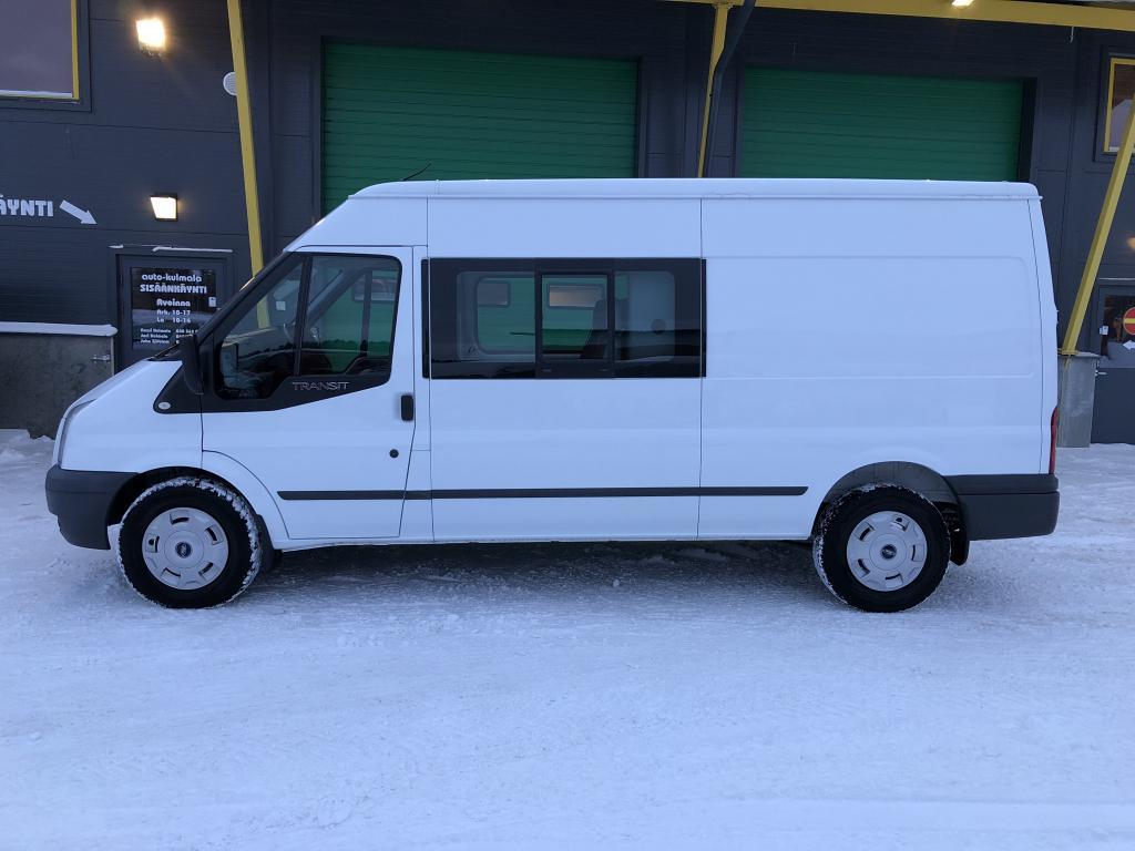 Ford Transit 2.2 TDCi 2+3 HLÖ:N KUORMA-AUTO