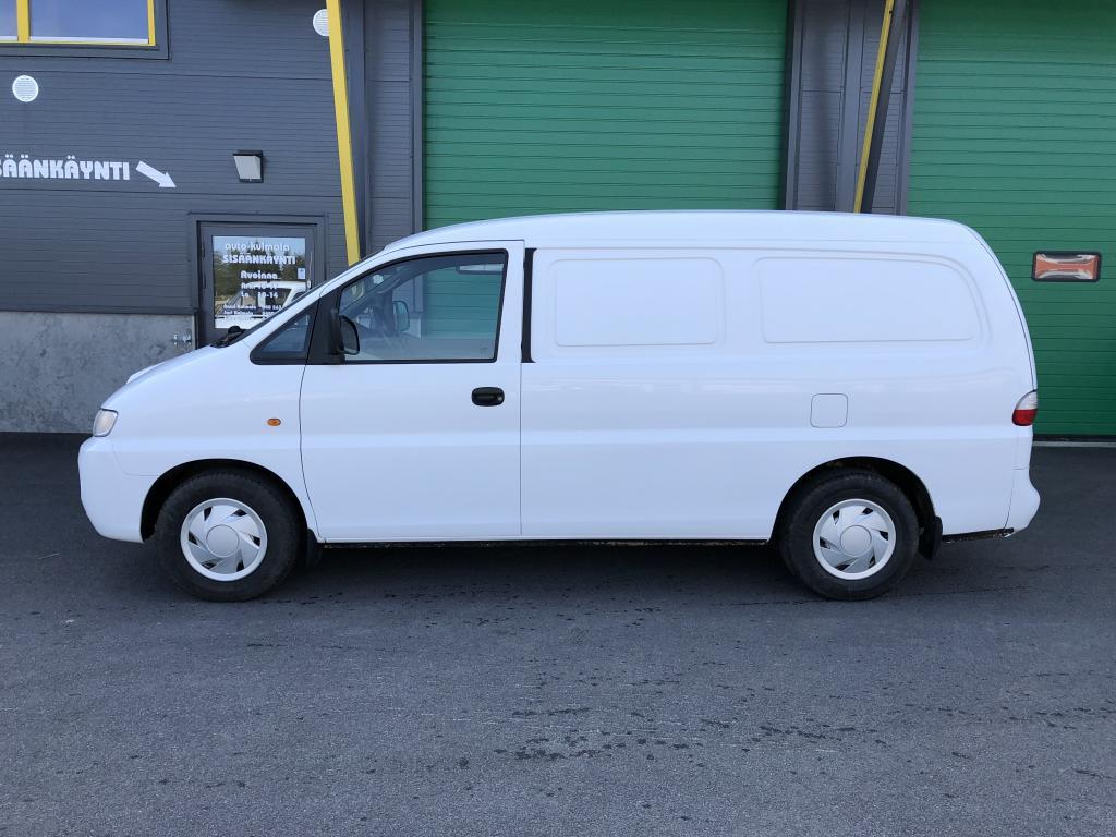 Hyundai H1 Van 2.5 TCI PAKETTIAUTO1.OMISTEINEN