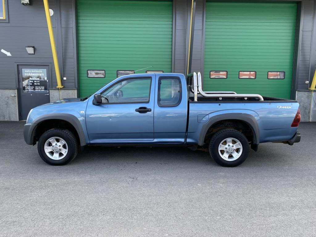 Isuzu D-Max 2.5 TDI NELIVETO PICK UP