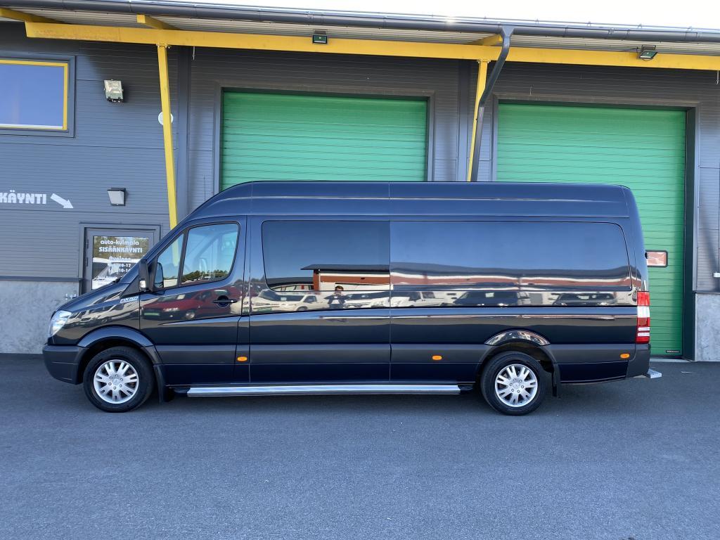 Mercedes-Benz Sprinter 319CDI3.0V6AUTOMAATTI6HLÖ:NFIX-TEN