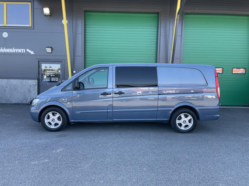 Mercedes-Benz Vito 120CDIA5HLÖ:NPAKETTIAUTO