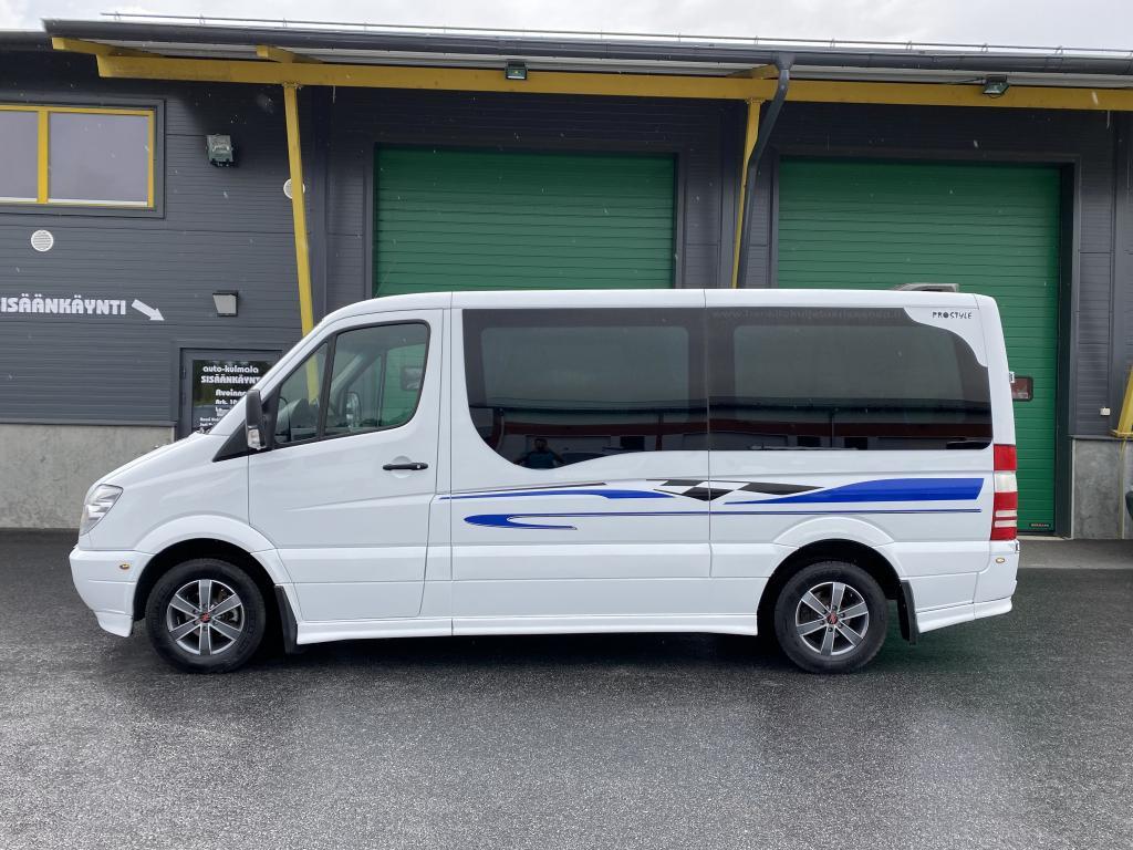 Mercedes-Benz Sprinter 316CDI9HLÖ:NPROSTYLETILA-AUTO