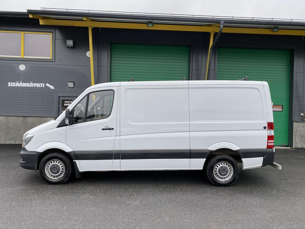 Mercedes-Benz Sprinter 213CDIAUTOMAATTIPAKETTIAUTO