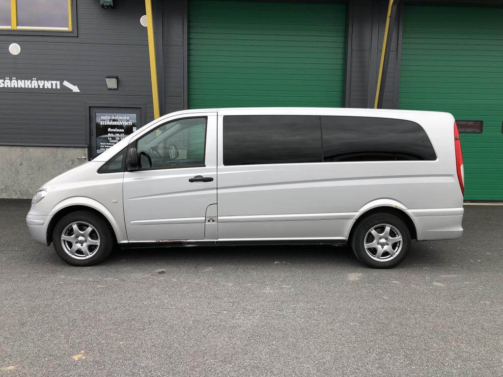 Mercedes-Benz Vito 111CDIAUTOMAATTI9HLÖ:NTILA-AUTO