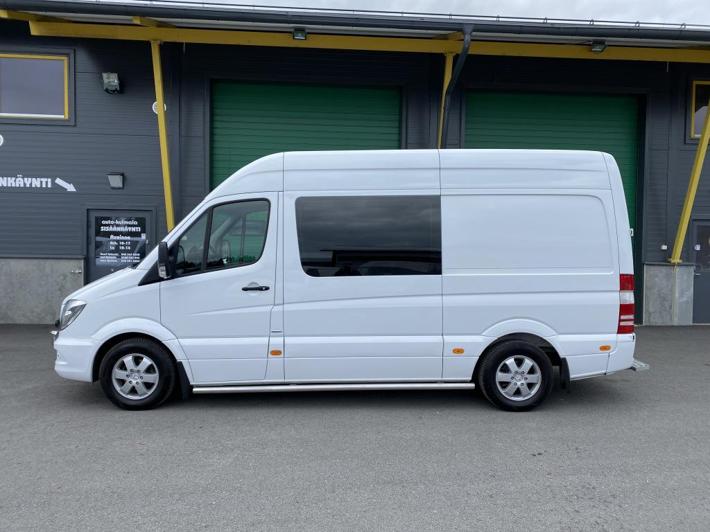 Mercedes-Benz Sprinter 316CDIAUTOMAATTI2+4HLÖ:NKUORMA-AUTO