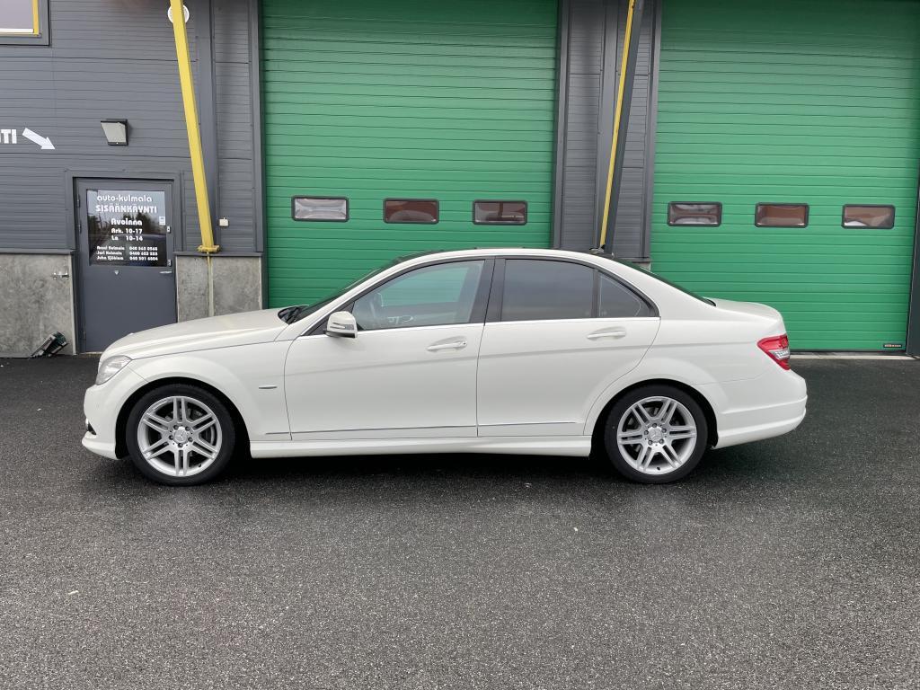 Mercedes-Benz C 220 CDI AAMG Styling *Huippuvarusteet