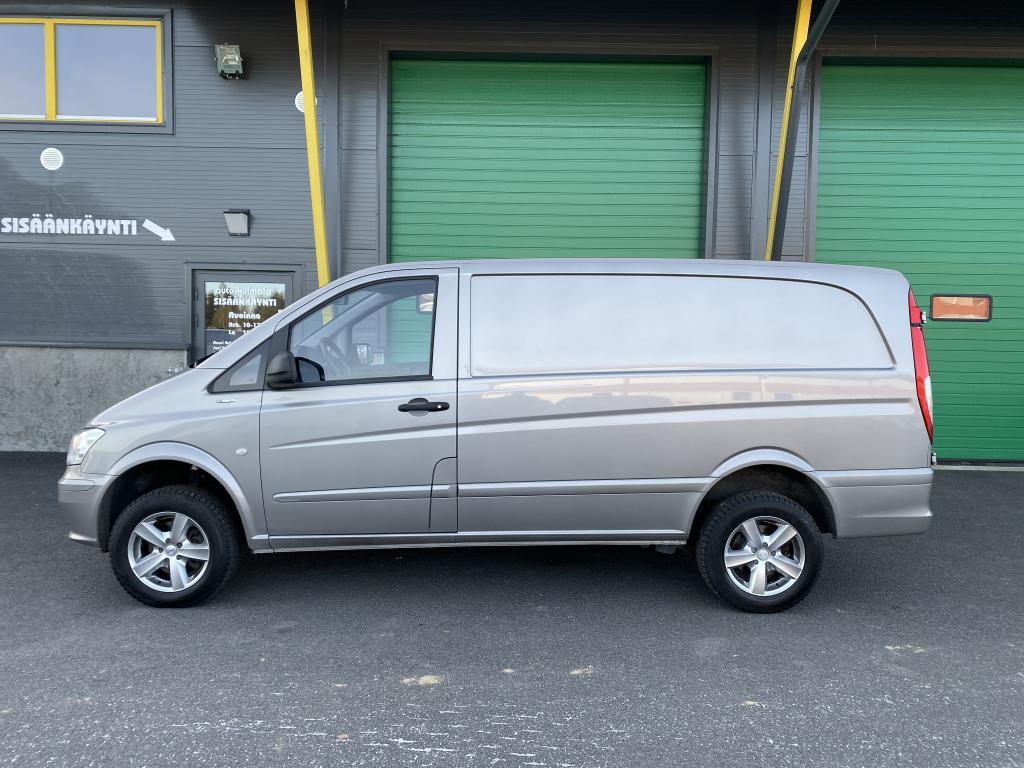 Mercedes-Benz Vito 113CDI4X4AUTOMAATTI