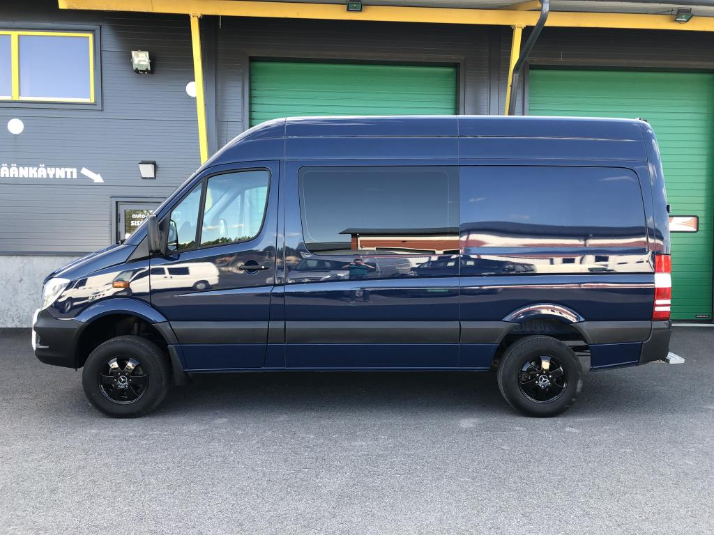Mercedes-Benz Sprinter 316CDI4X4AUTOMAATTI6HLÖ:N