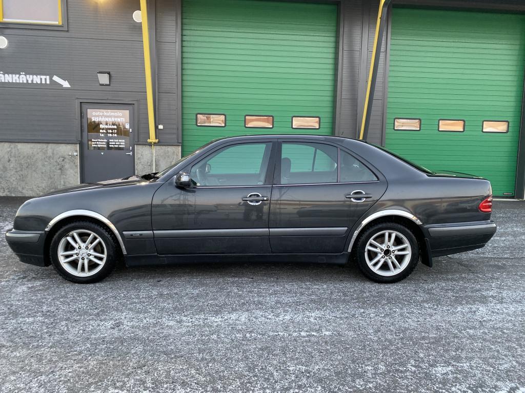 Mercedes-Benz E 200 CDI AUTOMAATTI