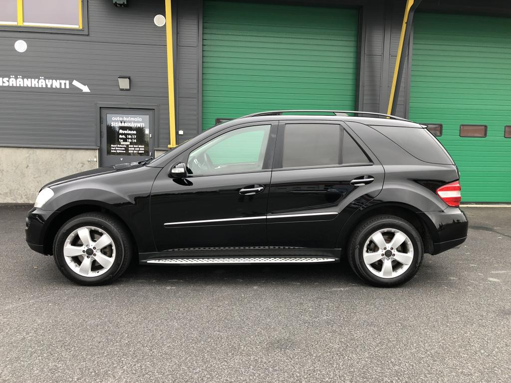 Mercedes-Benz ML 320 CDI 4Matic A