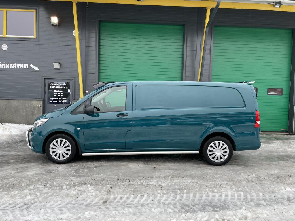 Mercedes-Benz Vito 116CDIAPITKÄPAKETTIAUTO