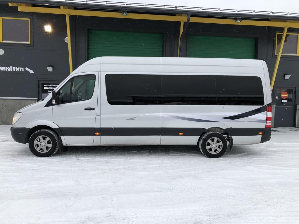 Mercedes-Benz Sprinter 315CDI1+9HLÖ:NPROSTYLELINJA-AUTO