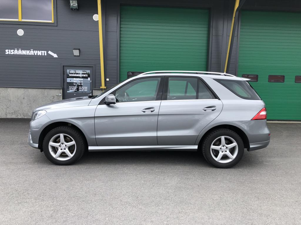 Mercedes-Benz ML 350 Bluetec 4matic A *EDITION1 *AMG *DESIGNO