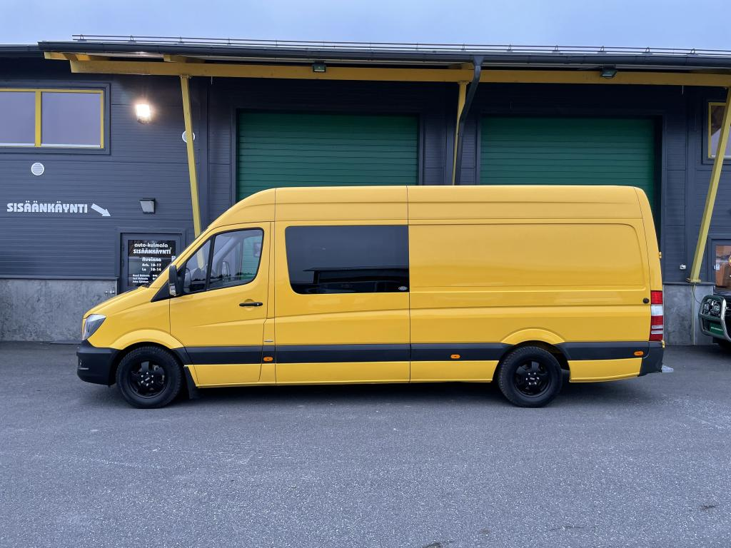 Mercedes-Benz Sprinter 316CDIAPITKÄ5HLÖ:N