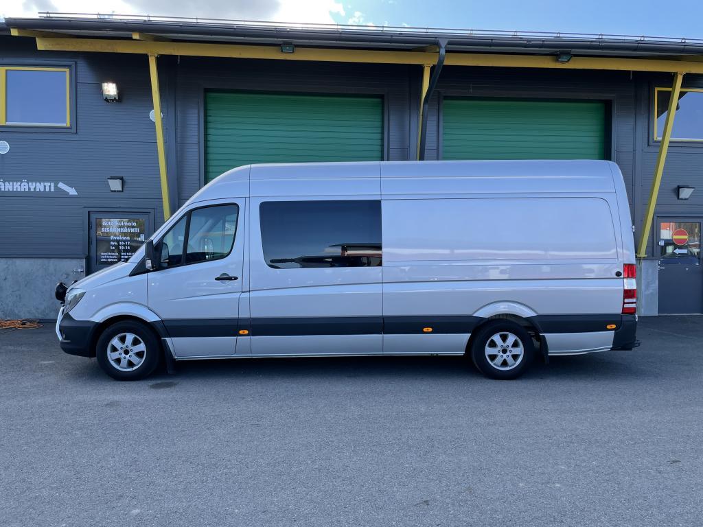 Mercedes-Benz Sprinter 316 CDI PITKÄ 5 HLÖ:N