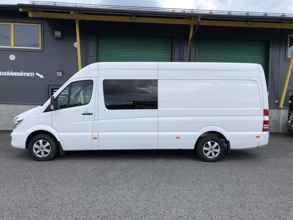 Mercedes-Benz Sprinter 316CDIPITKÄ7HLÖ:N