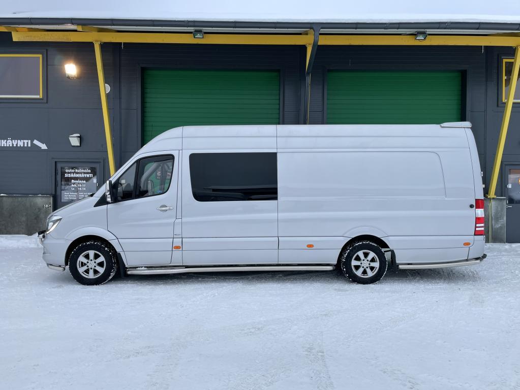 Mercedes-Benz Sprinter 319 CDI AEXTRAPITKÄ6HLÖ:N