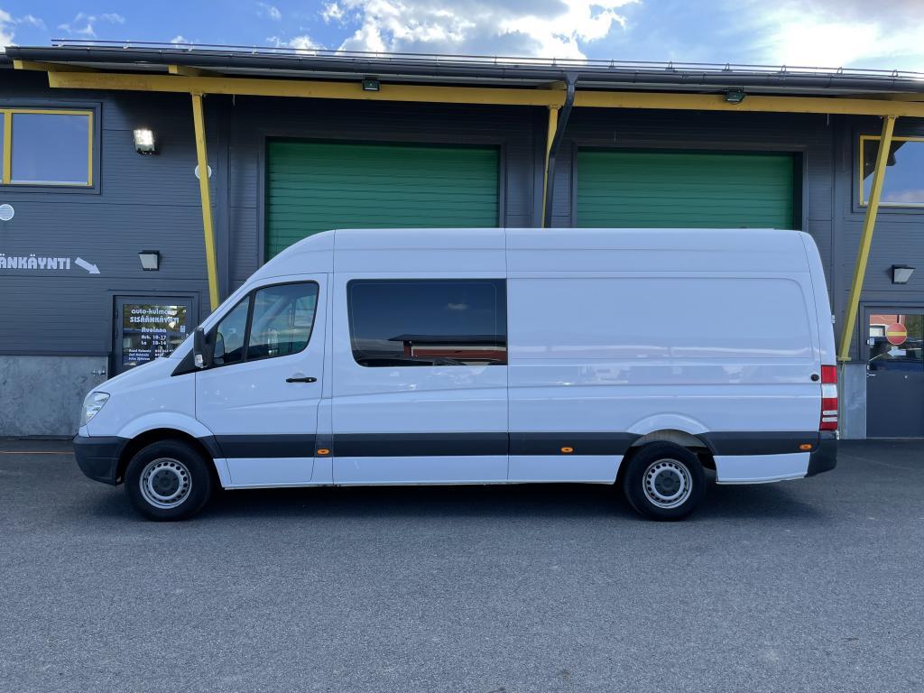 Mercedes-Benz Sprinter 313 CDI 5HLÖ:NKUORMA-AUTO