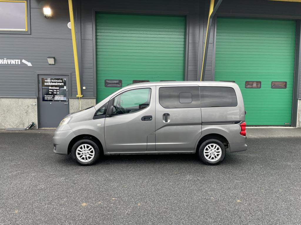 Nissan NV200 1.5dCi 5HLÖ:N