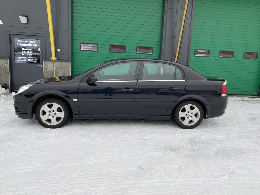 Opel Vectra 2.2 Enjoy Katsastettu 25.1.2021