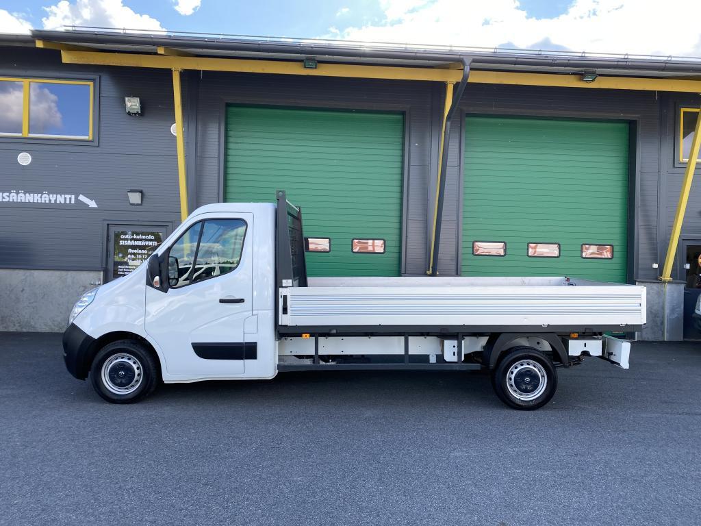 Opel Movano 2.3CDTIAVOLAVAPAKETTIAUTO