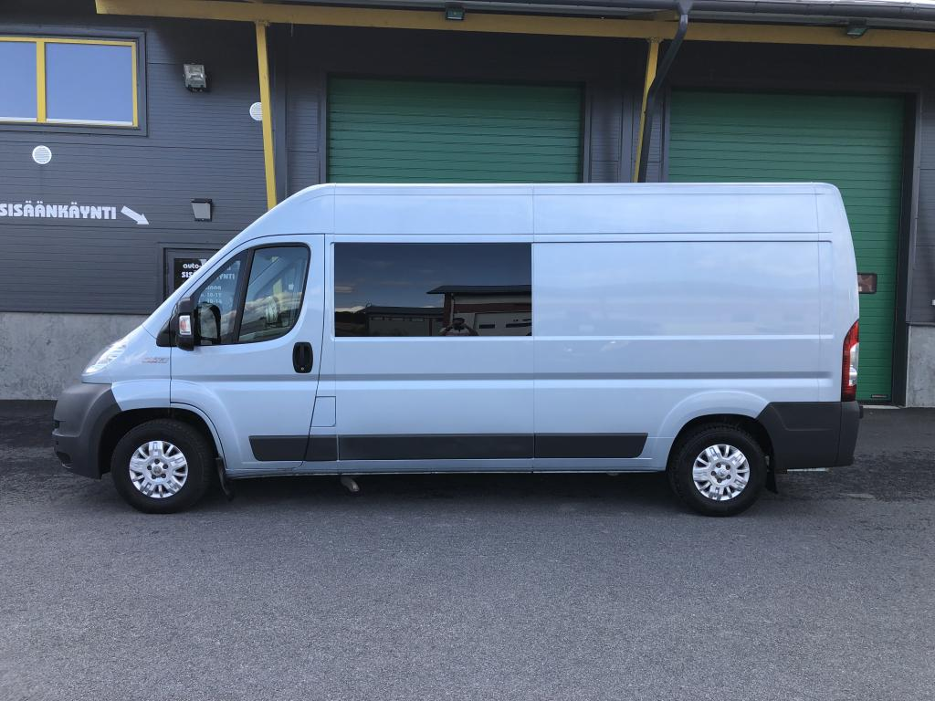 Peugeot Boxer 2.2 HDi 6 HLÖ:N FIX-TEN