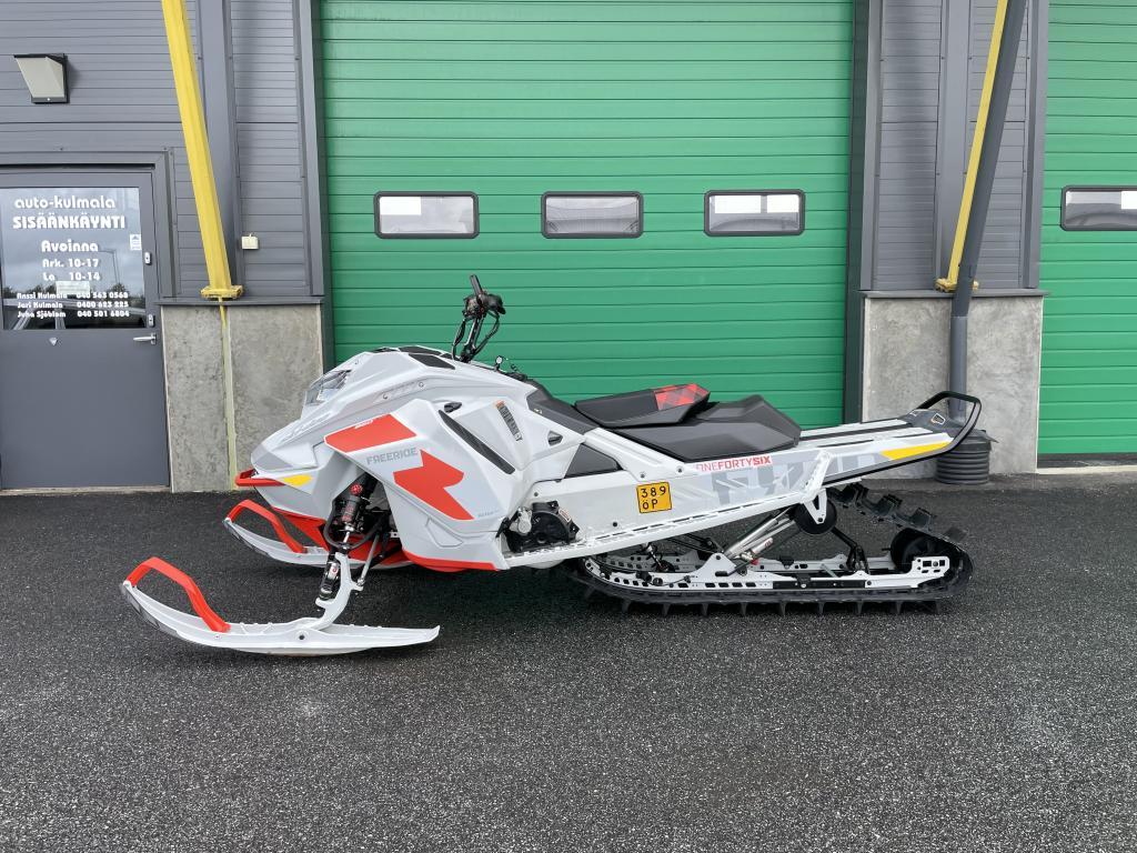 Ski-Doo Freeride 146850E-TEC