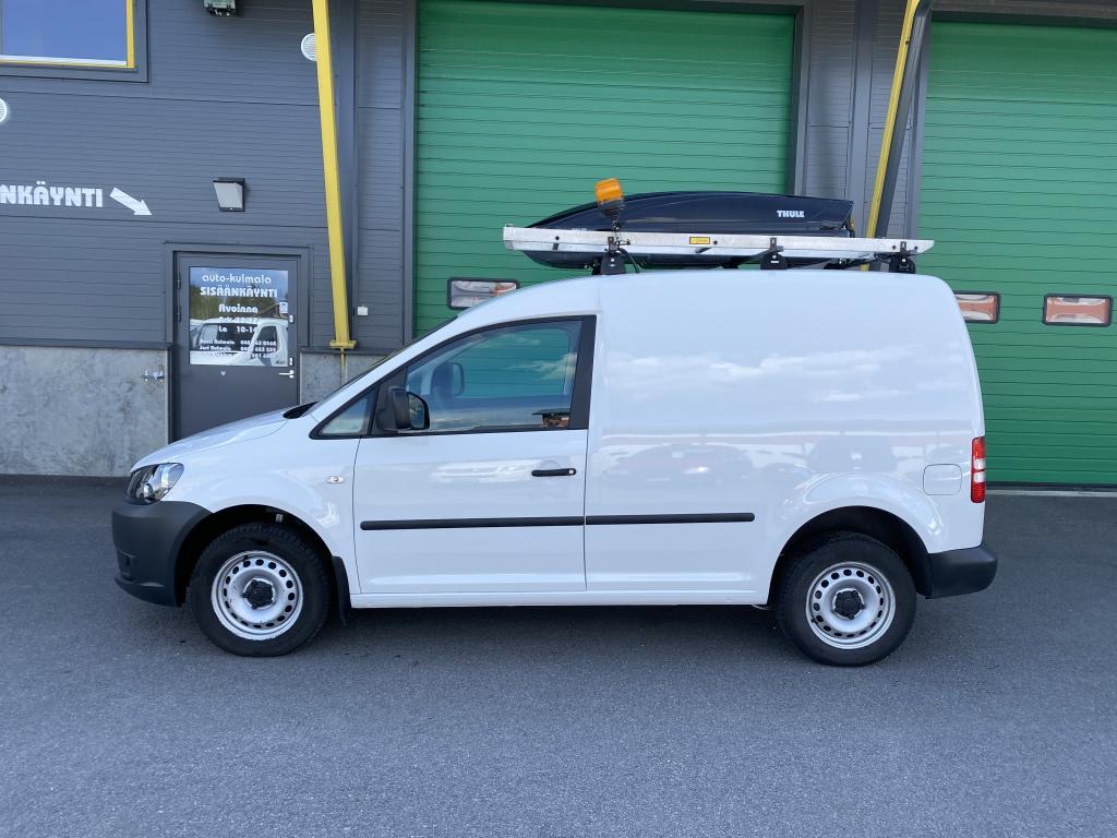 Volkswagen Caddy 2.0TDINELIVETOPAKETTIAUTO