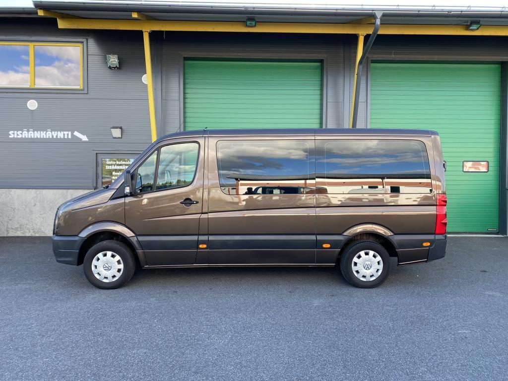 Volkswagen Crafter 2.0TDI163 HV 9HLÖ:NTILA-AUTO