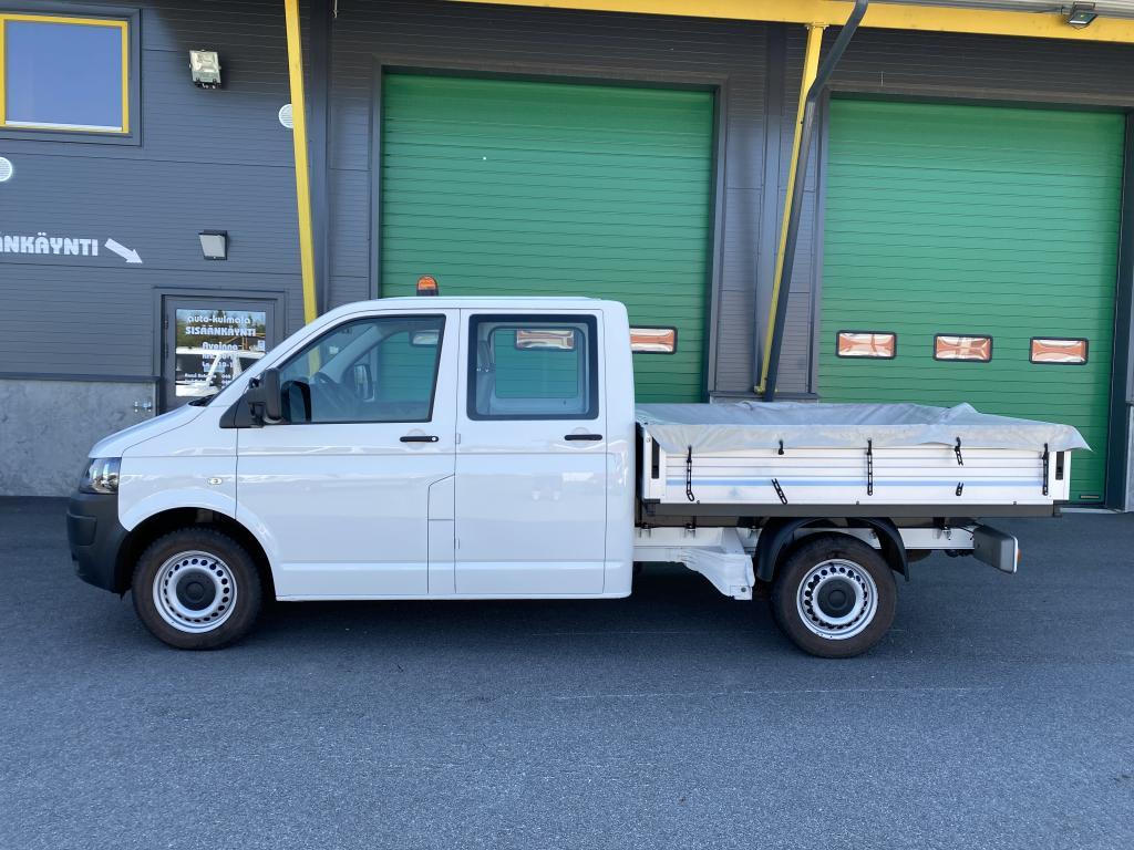 Volkswagen Transporter 2.0TDI140HVAUTOMAATTIPAKETTIAUTO