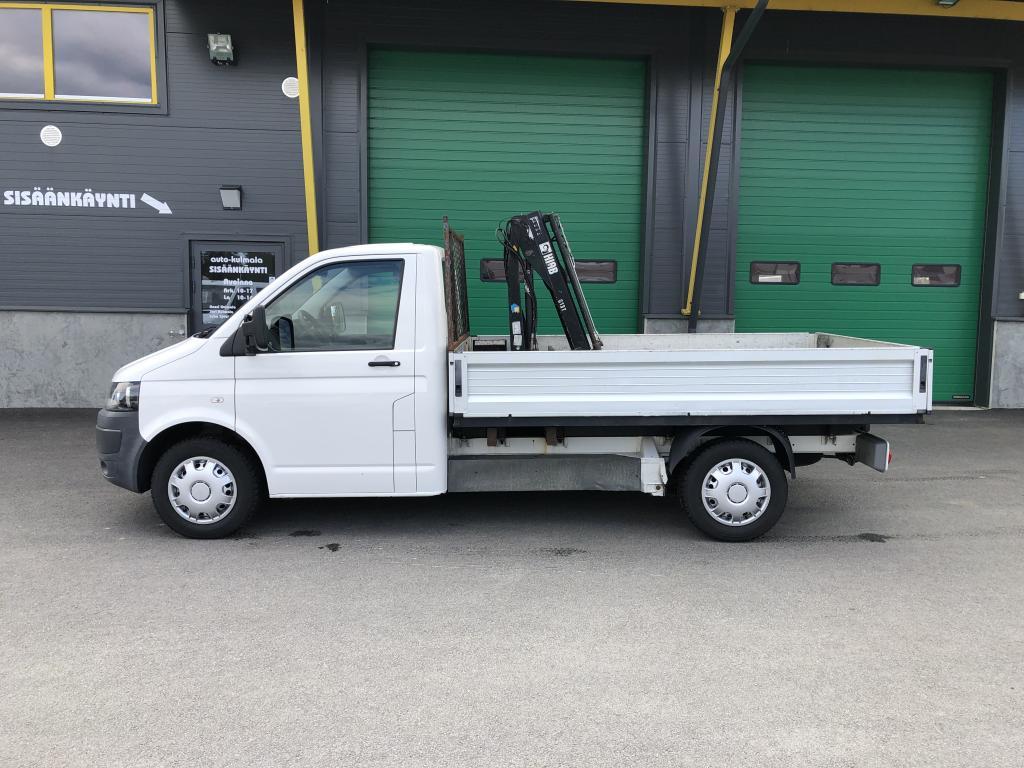 Volkswagen Transporter 2.0TDI140HVAVOLAVAPAKETTIAUTONOSTIMELLA