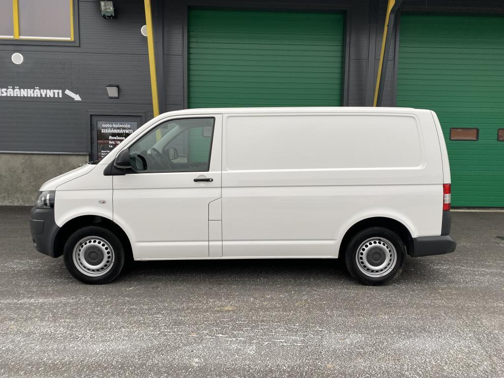 Volkswagen Transporter 2.0TDI75KWPAKETTIAUTO