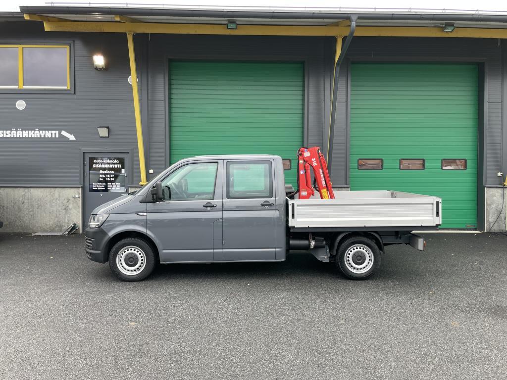 Volkswagen Transporter 2.0TDIPAKETTIAUTONOSTIMELLA