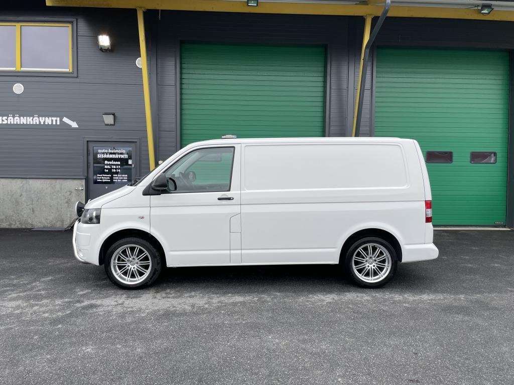 Volkswagen Transporter 2.0TDIPAKETTIAUTO