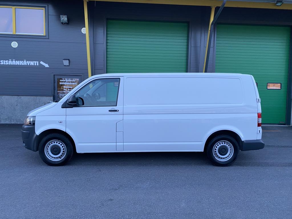 Volkswagen Transporter 2.0TDI75 KWPITKÄPAKETTIAUTO